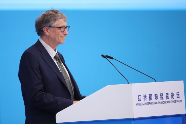 Bill gates plans to save the world from climate disaster