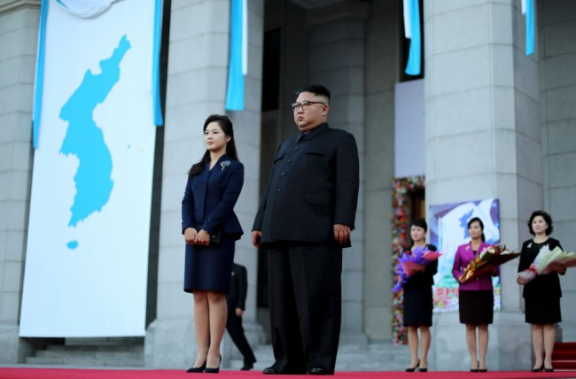 Kim Jong Un's Wife Emerges to Watch a Musical After Being a No-Show for One Year