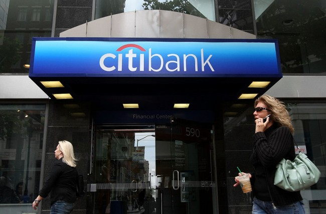 Writedowns Cost Citigroup $2.5 Billion Loss In 2nd Quarter