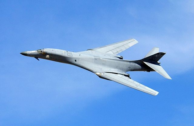 U.S. Air Force Starts to Retire the First B-1B Bomber in a Planned Phase Out
