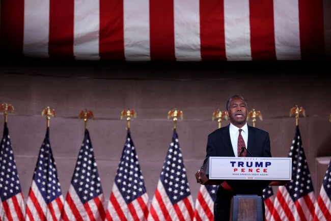 Ben Carson Reacts Positively to Possibility of Trumps Presidential Come Back Run in 2024