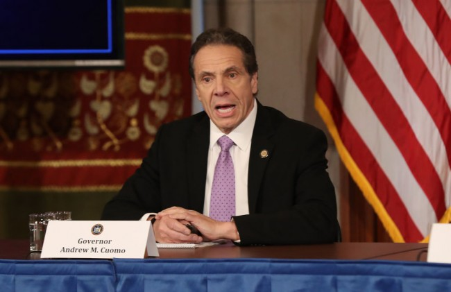 Cuomo's Nursing Home Scandal Possibly to Reach Federal Level of Criminal Offense, Says Legal Experts