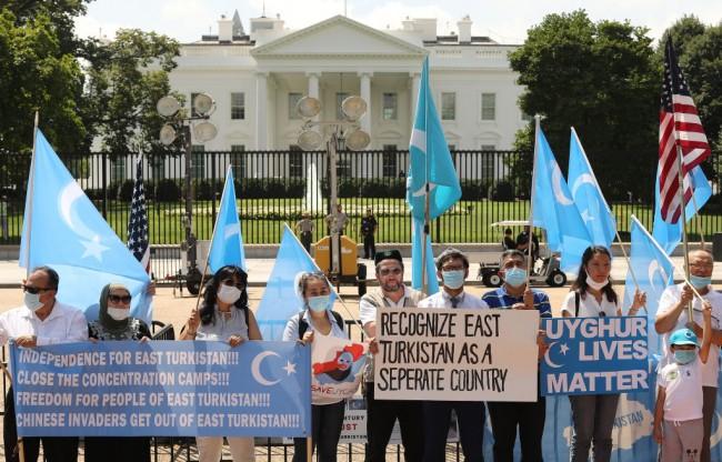 Australian senator asks US Embassy about Biden's Real Stance on Uyghur Genocide