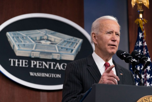 US Airstrikes: Biden's Way of Warning Syria
