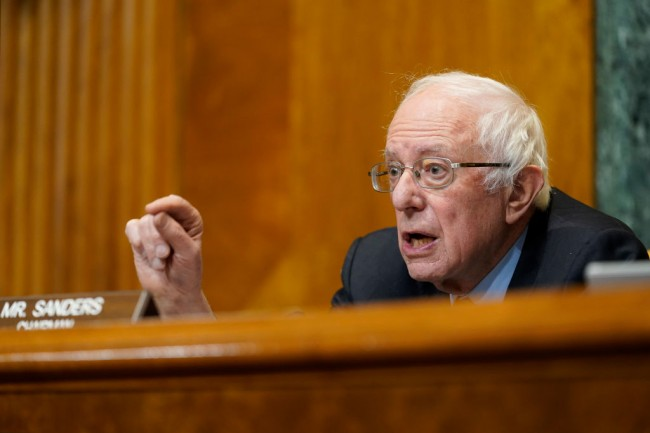 Sanders Mulls Defying Parliamentarian and Force Vote to get $15 Minimum Wage