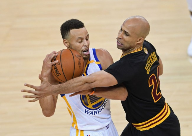 Warriors Teams With Steph Curry 'Historically Disrespectful'