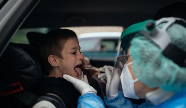 Vaccine Campaign In Rural Spain