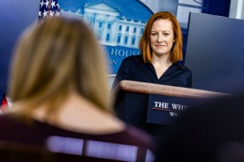 Reporters Demand Date for Solo Biden Press Conference, Psaki Stalls Them  with no Exact Time
