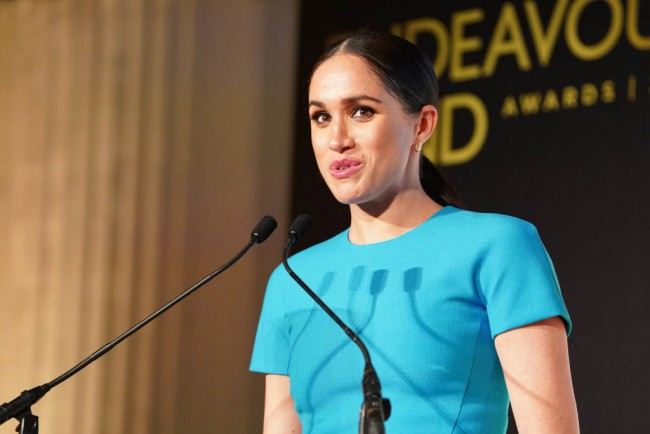 Meghan Markle's Half-Brother Claims She Bullies People