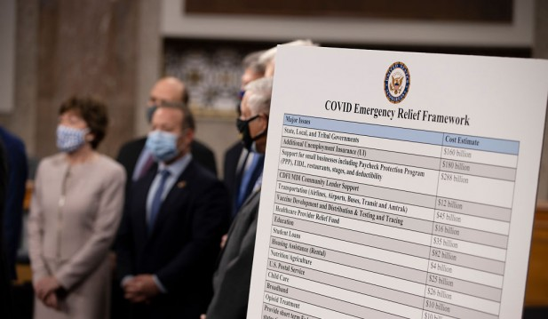 Stimulus Bill: Unemployment Benefits Cut