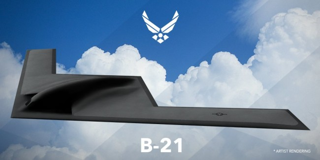 B-21 Bomber Is the Most Advance Bomber Made to Overcome Anti- Stealth Defenses
