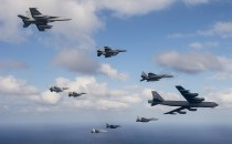 USAF Plans to Operate F-16s and F-35s in Guam Jungle Airfields