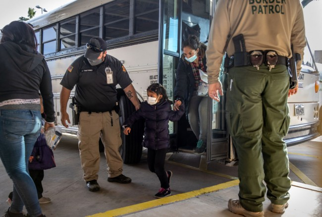 President Biden Promised Migrants at the Border Entry they Claim