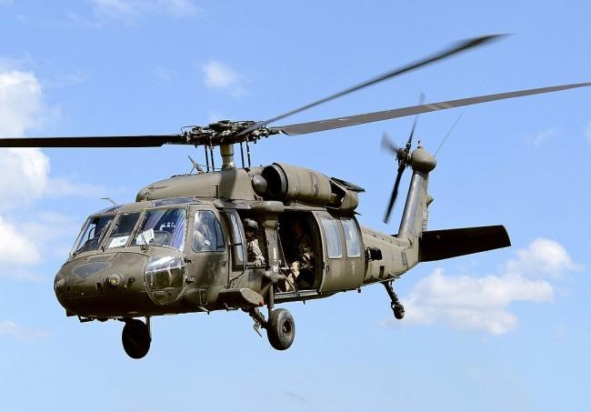 UH-60 Black Hawk U.S. Army's Swiss Knife in the air