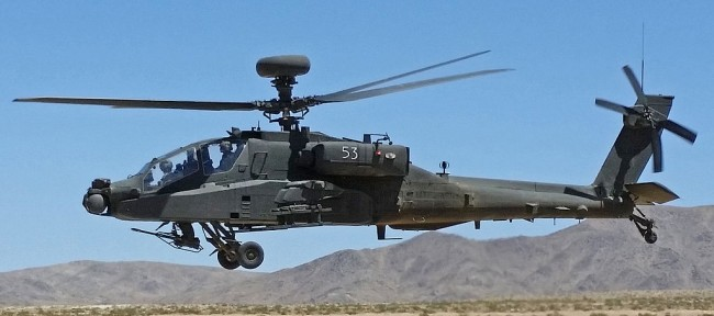 AH-64 E Helicopter Gets Lethal With Spike NLOS Missiles