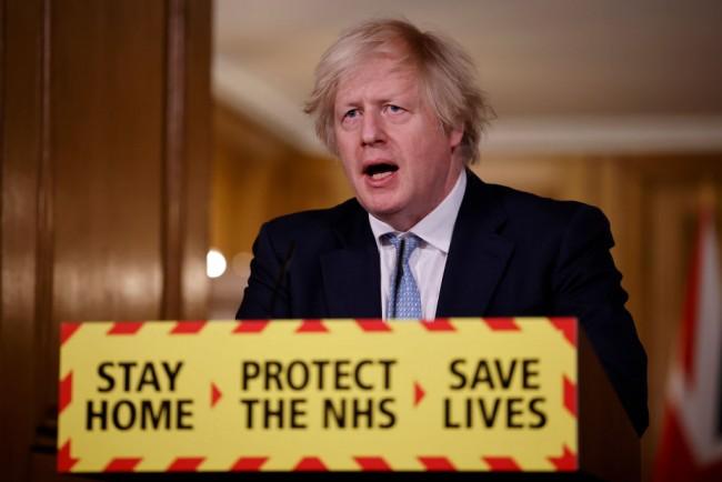 UK Prime Minister Boris Johnson to Receive AstraZeneca Vaccine Shot
