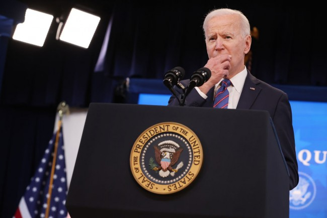 Joe Biden to Hold 1st News Conference After 2 Months Into Presidency