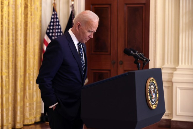 Joe Biden: China Will Not Surpass United States as Global Leader, nor Be the Most Powerful Country