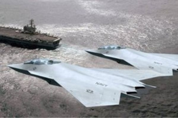 Sixth-Gen Fighter Jet Wants by US Navy Better Than F-35