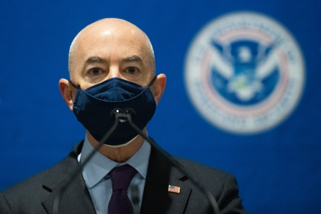 Republicans Ask DHS Mayorkas for Documents about Border