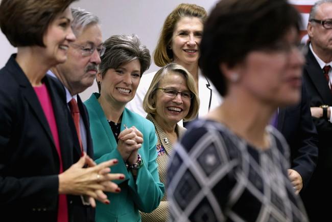 Democrat Hart Acknowledges loss in Iowa Election
