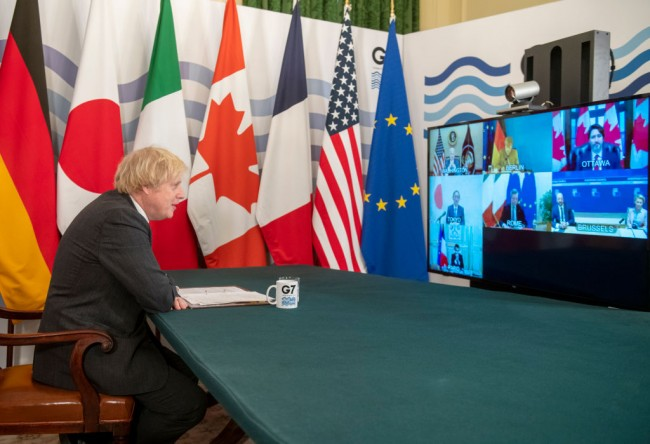 UK Warns G7 Countries: China to Dominate Global Trade