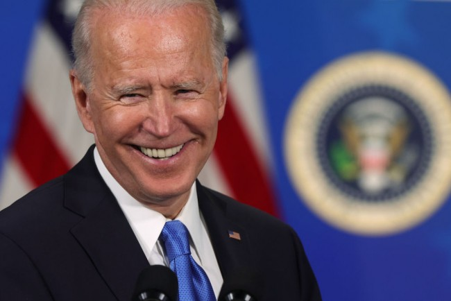 Tax Increase Proposed by Biden's Infrastructure Plan Not Beneficial
