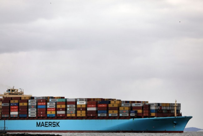 Larger Container Ships On The Rise And Global Trade Increases
