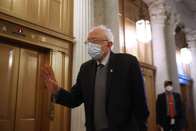 Bernie Sanders Does Not Mind Visiting Joe Manchin to Press Him