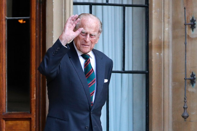 Prince Philip, the Queen's Husband, Has Died at the Age of 99
