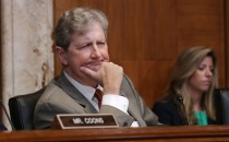 Sen. Kennedy says the Administration is not fooling Americans with its Infrastructure Plan