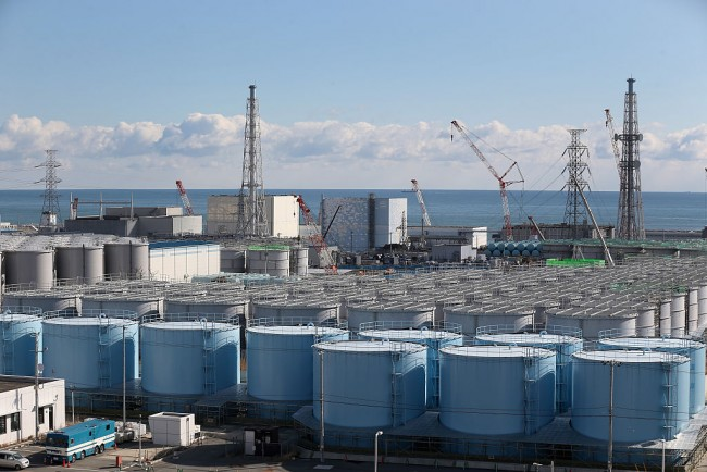 Japan Allows Treated Water to be released from the Fukushima Nuclear Power Plant