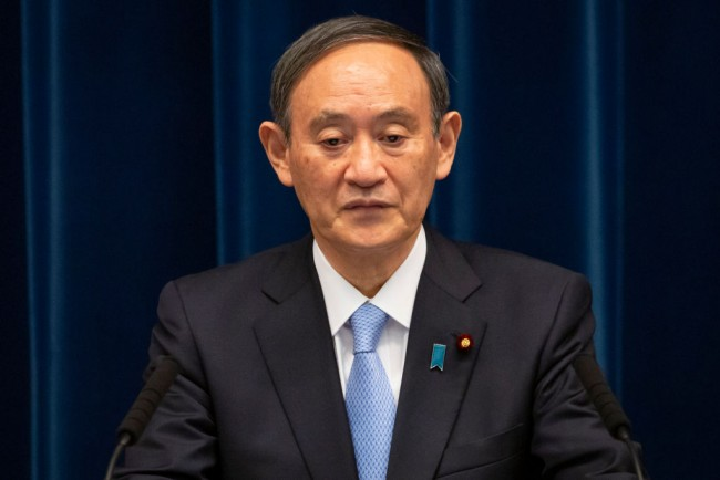 Japan's China Policy Becomes More Confrontational in 2021