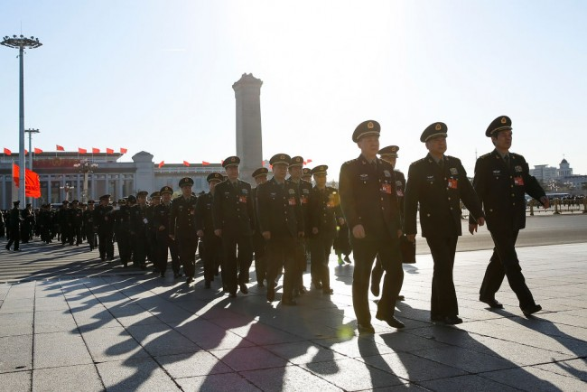 PLA Will Oppose Biden's Sending US Allies into the Taiwan Strait