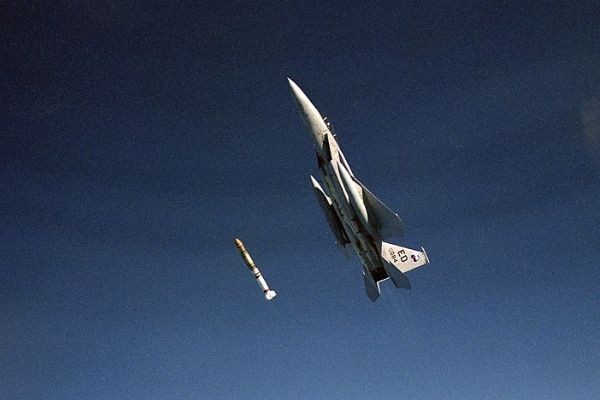 How Did an F-15 Eagle Shoot down a Satellite on September 13,1985