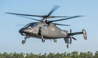 Sikorsky S-97 Raider: Next Generation Light Tactical Helicopter with X2 Technology