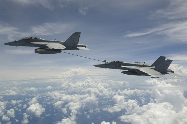 The F/A-18 E Super Hornet: More advanced Block III Variant for the US Navy