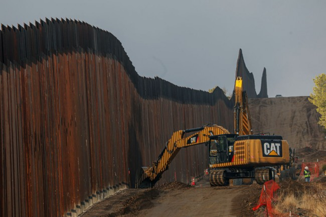 House GOP State If they Win Midterms, US-Mexico border Wall Will be Restarted