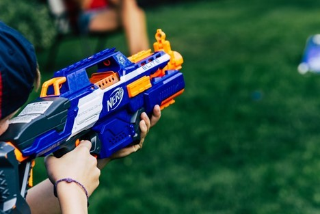 Nerf Gun Parties in the Bay Area Gaining in Popularity