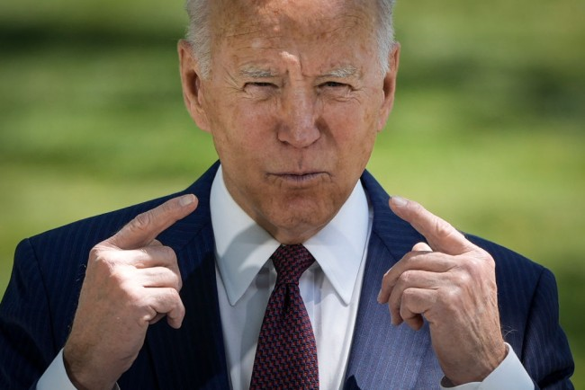 Joe Biden To Deliver His First Joint Session of Congress Tonight, 9pm EST, Here's How to Watch