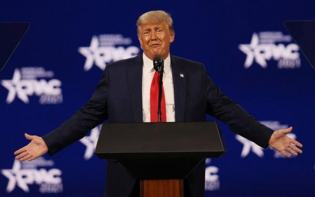 Report: Donald Trump Plots Bringing Back MAGA Rallies in May