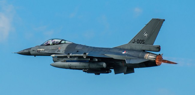 Indonesia Wants F-35s but Offered the Latest F-16 Viper instead