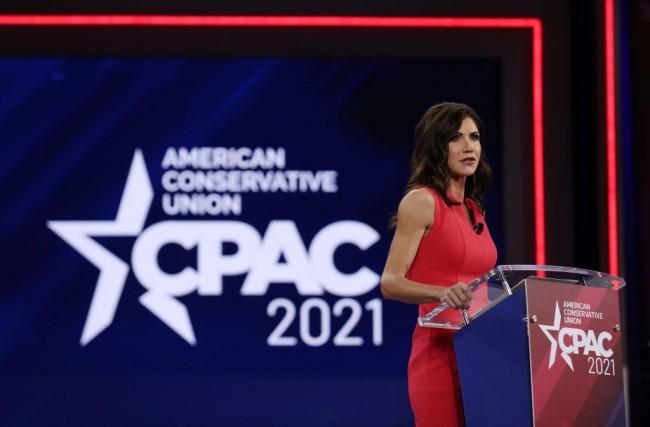 South Dakota Gov. Kristi Noem Fast Becoming a Republican Presidential Prospect for 2024