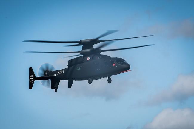 Defiant X Next Generation Successor to the Venerable UH-60 Black Hawk