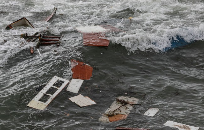 Illegal Immigrants Drown in San Diego Coast Last Sunday Saved by Border Patrol and Coast Guard