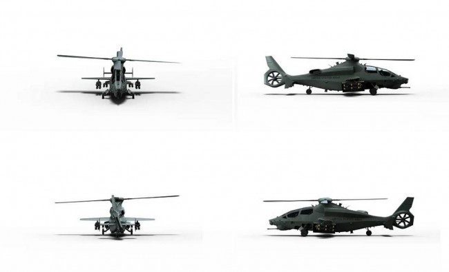 Bell 360 Invictus Attack Helicopter is 30 Percent Ready For FARA Trials