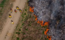 Arizona's Copper Canyon Bush Fire: Nearby Ranches Threatened; Mandatory Evacuations Ordered