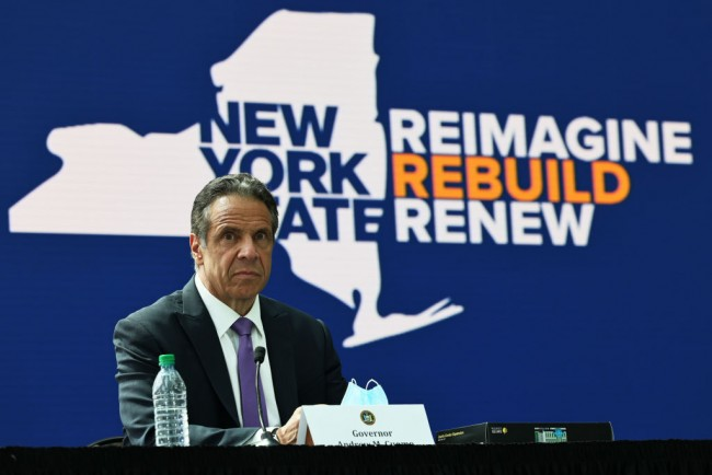 NY Governor Cuomo Sorry Not Sorry, Says Making Someone 'Feel Uncomfortable' Is Not Harassment