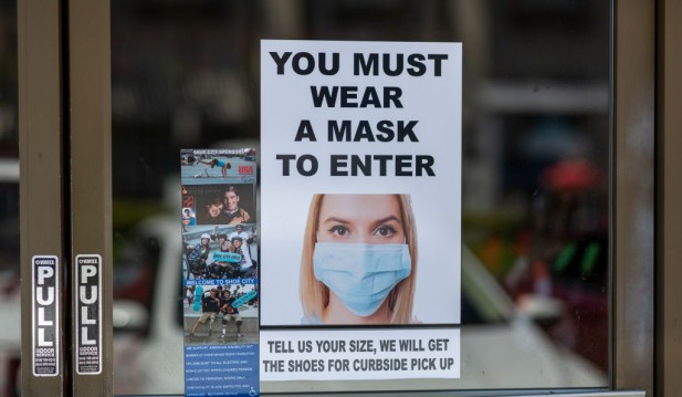 CDC's New Masks Guidance Leaves States, Businesses Scrambling; Agency Claims Decision is Based on Science