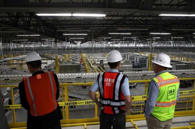 Amazon Shuts Down Connecticut Construction Site After 7 Nooses Found in Past Month